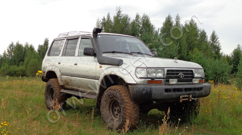 Off Road Wheels Land Cruiser